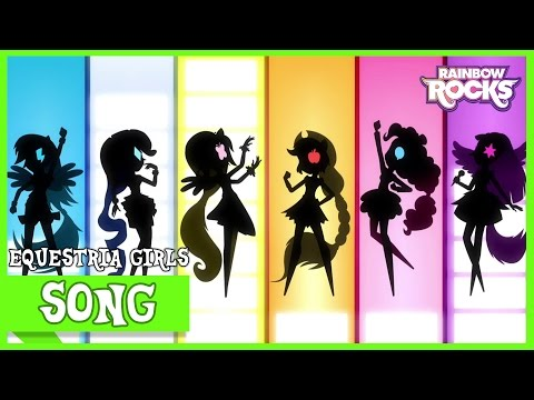 Theme Song - MLP: Equestria Girls - Rainbow Rocks! [HD]