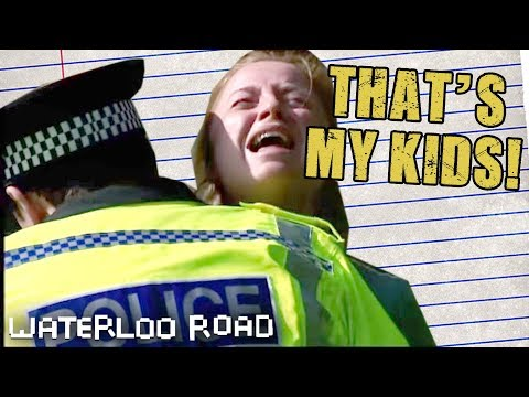Kelly Children Are Taken Away From Rose | Waterloo Road