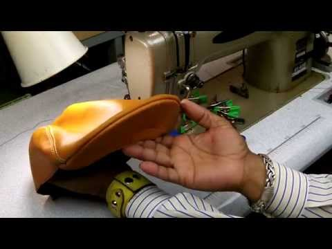 How To Make A Leather Flat Cap