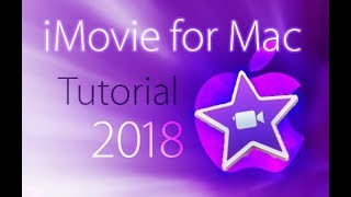 Gambar cover Apple iMovie - Full Tutorial for Beginners - 16 MINUTES!  [+General Overview]