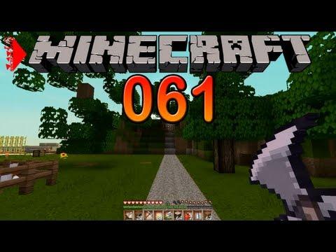 Let's Play Minecraft #061 Riesige Bäume! Schön! Fällen! (HD) (Deutsch) | LPC