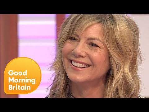 Glynis Barber on Her New U.S. Political Play 'The Best Man' | Good Morning Britain