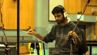 15 August, 1947 - Orchestral Session at Abbey Road - Satish Raghunathan