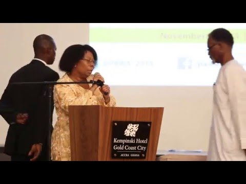 22nd International African Writers' Day (IAWD) - PAWA Awards Dinner