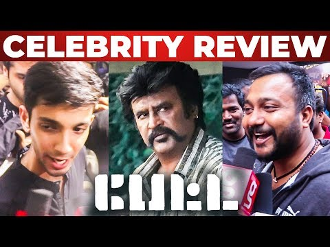'Kola Mass' Petta FDFS Public Review at Kasi Theatre | Rajinikanth | Anirudh | Bobby Simha