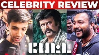 """Kola Mass"" Petta FDFS Public Review at Kasi Theatre 