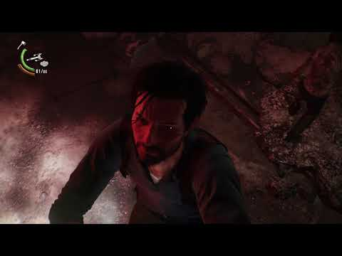 The Evil Within 2 - TRiCK on how to avoid combat using just ladder.