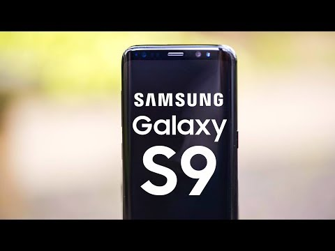 Samsung Galaxy S9 - HUGE SIGH OF RELIEF!