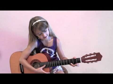 Learn How To Play Guitar For Kids