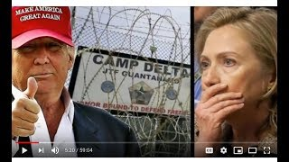 THE MILITARY TRIBUNALS ARE UNDERWAY? GEORGE BUSH Jr. A