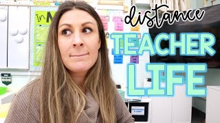 A Day in the Life of a 2nd Grade [VIRTUAL] Teacher!