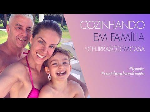 CHURRASCO EM CASA - COZINHANDO EM FAMÍLIA I ANA HICKMANN