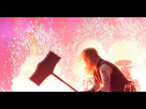 "Amon Amarth release new music video for ""Mjölner, Hammer Of Thor""..!"