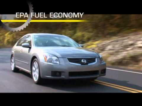 2004-2008 Nissan Maxima Pre-Owned Vehicle Review
