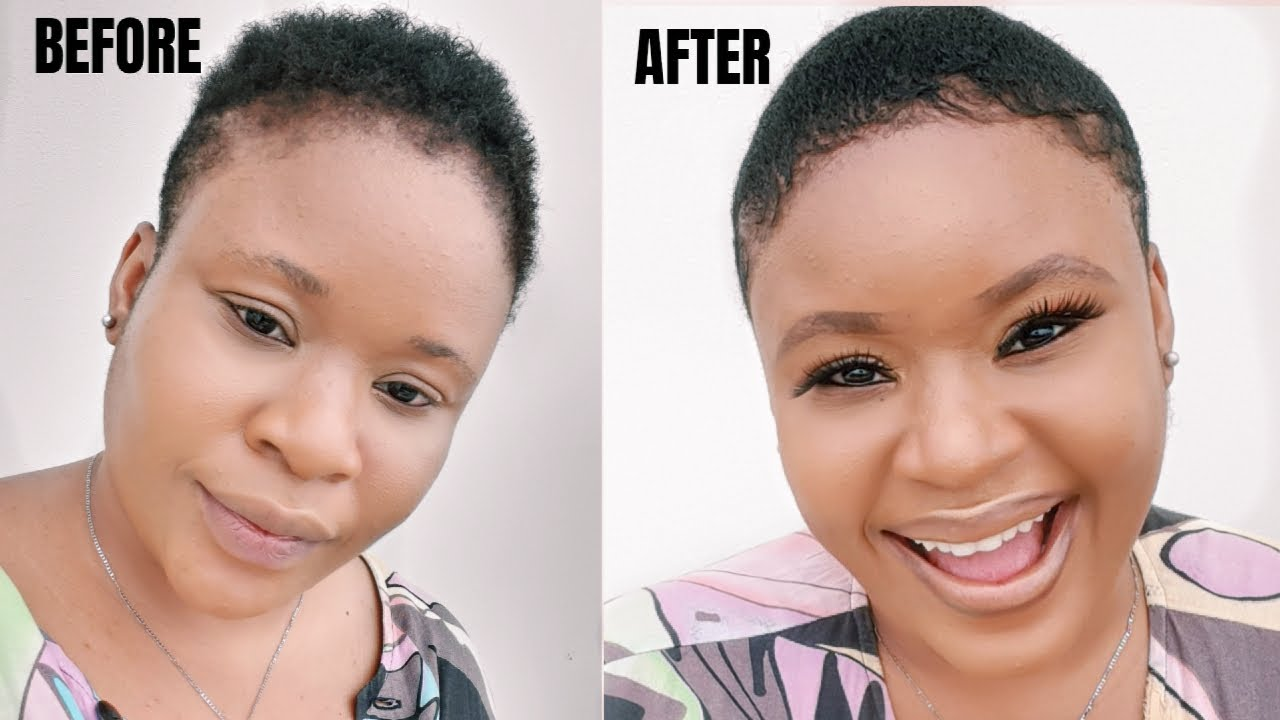 How I style My Short Relaxed Hair   How to Style Short Relaxed Hair For  Black Women  Slick Hairstyle
