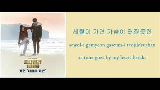 HAN/ROM/ENG KIHYUN - AS TIME GOES BY  Reply 1988 OST Part 9 - 세월이 가면​