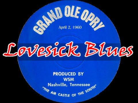 Patsy Cline ~ Lovesick Blues (April 2, 1960) [LIVE]