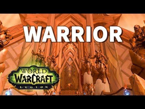 Legacy of the Icebreaker WoW Protection Warrior Artifact Scenario