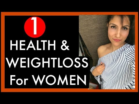 TOP Health & Weight Loss Tips for Women (Women Fitness in Hindi)