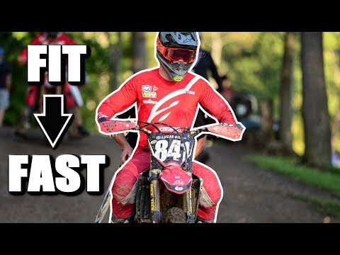 BEST Gym Workout for Motocross - High Intensity Interval Training