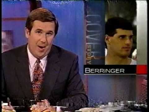 Brook Berringer - 1996 ESPN Cover Story