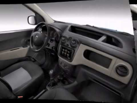 Dacia dokker van interior exterior detail photo youtube - Dacia dokker interior ...