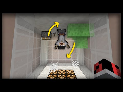 Minecraft: How To Make Upside Down Armor Stands