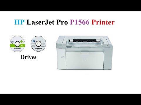 HP LaserJet Pro P1566 | Driver