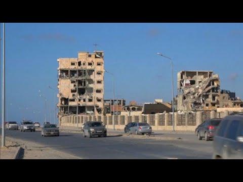 أمريكا وروسيا لا تؤيدان دعوة لهدنة في ليبيا  - نشر قبل 4 ساعة