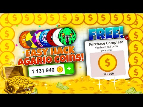 hack agario coins 50000 free
