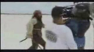 BEHIND THE SCENES: JACK SPARROW - POTC 2