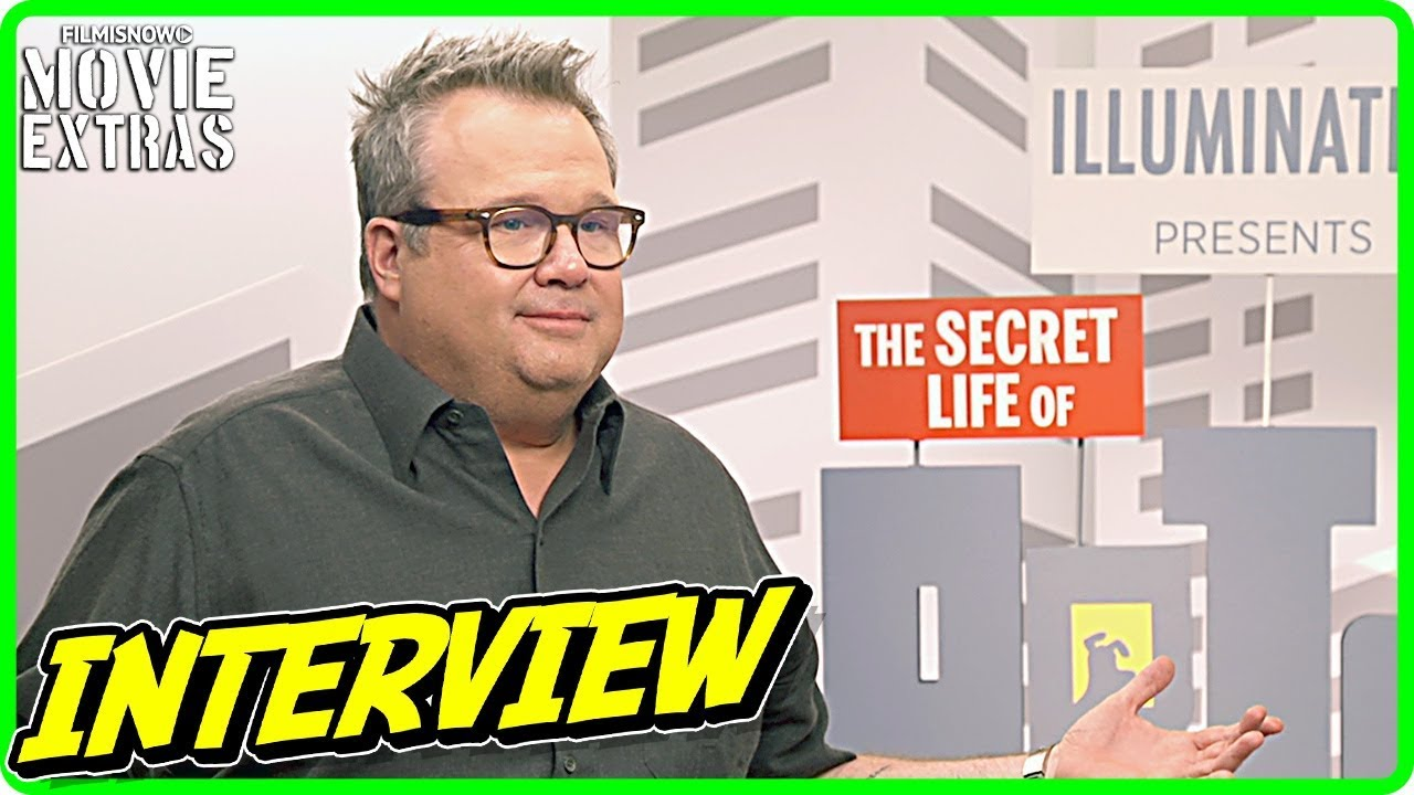 THE SECRET LIFE OF PETS 2 | Eric Stonestreet talks about the movie - Official Interview