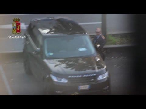 Furti Di Decine Di Fuoristrada Range Rover: 5 Arresti A Milano