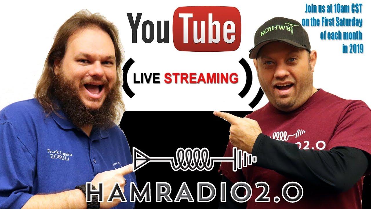 Cowtown Hamfest Friday LIVE! - Ham Radio 2 0