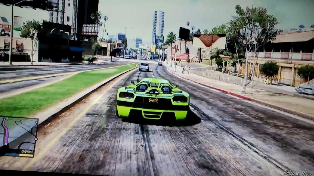 2 Lokasi Mobil Super Cepat Dan Keren Gta 5 V Indonesia Youtube