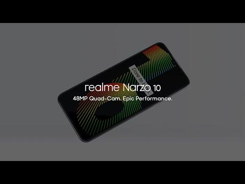 realme Narzo 10 | #48MPQuadCamEpicPerformance