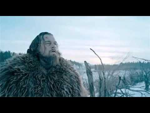 GIF- Leonardo Dicaprio ( Film- Revenant)