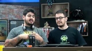 AS ÚLTIMAS APRESENTAÇÕES NO MUNDO DOS GAMES! - Cafezinho com NerdCetera