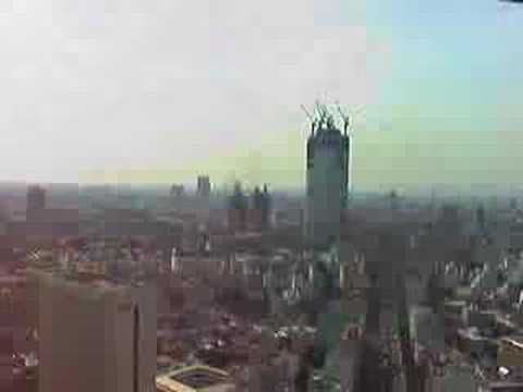 Skyscraper Construction - Roppongi Hills Time-lapse