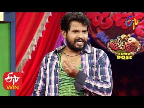 Hyper Aadi Performance |Jabardasth | Double Dhamaka Special | 26th January 2020 | ETV Telugu