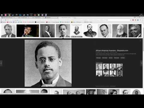 Google-White American Inventors