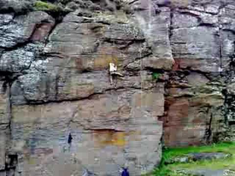 Encore! Magnifique! 7b+ - The Gap  / South Wales