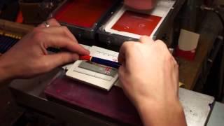 видео ручки с логотипом