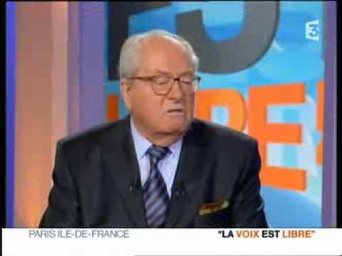 La voix est libre avec Jean-Marie Le Pen le 20/01/2007