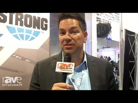 InfoComm 2014: Ballantyne Strong Presents Screen, Digital Signage, and Lighting Solutions