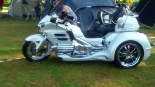 Zeus  side bikes + Ural + Goldwings + KS 750 , EGT gespanntreffen 2016