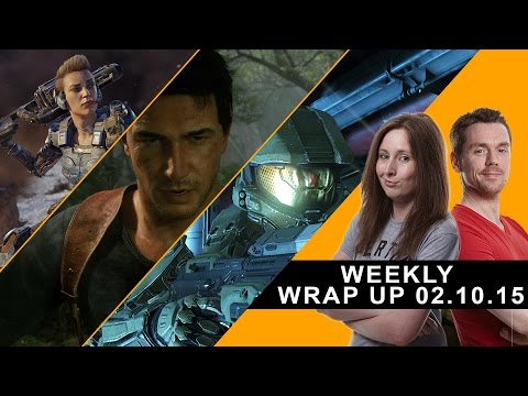 COD returns to WW2, Uncharted 4 & Halo 5 Warzone - GR+ Weekly Wrap Up