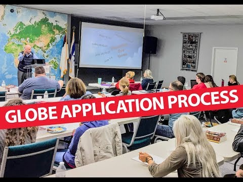 Welcome to the Globe Application Process