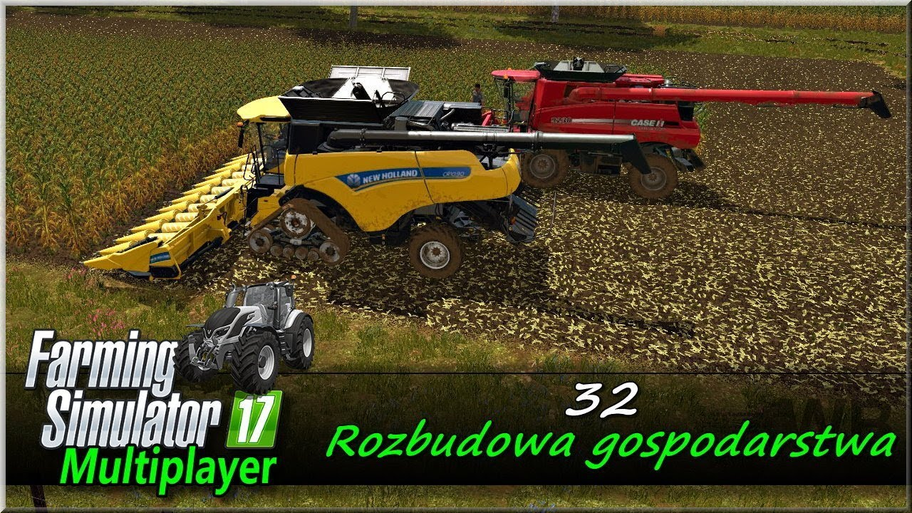 "Farming Simulator 17 – #32 ""Rozbudowa gospodarstwa"""