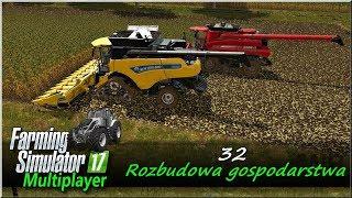 "Farming Simulator 17 - #32 ""Rozbudowa gospodarstwa"""